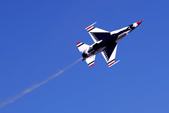 U.S. Air Force Thunderbirds (Sheppard AFB (Official)) Tags: usaf usairforce airman airmen flyfightwin aireducationandtrainingcommand aetc military training texas airpower kylegese sheppardafb sheppardairforcebase wichitafalls tx usa airshow 75th anniversary thunderbirds