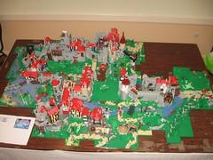 samstag1 (Zeï'Cygaïn) Tags: lego classic castle puzzling scapes pcs steinewahn 2016 berlin