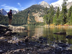(ashleyweber) Tags: adventure explore hiking backpacking outside grandtetons tetons national park mountains air wyoming