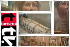 Turismo Tv en El Louvre. Arte egipcio en Turismo Tv. Turismo Tv, televisin turstica (Turismo Tv, televisin turstica) Tags: paris tv louvre esculturas viajes televisin museo egipto tours turismo momias agencias ttv turstica orfebrera egipcias