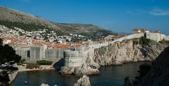 Dubrovnik (Joko-Facile) Tags: city landscape town day harbour croatia clear stadt hafen landschaft dubrovnik stadtmauer kroatien townwall daltusreisengmbh gespanschaftdubrovnikneretva