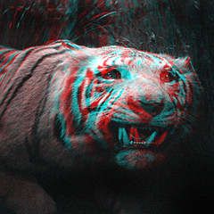 Tiger Smile! 3D Anaglyph (coronetv000) Tags: camera wild castle smile animals museum cat 35mm square three stereoscopic stereogram stereophotography 3d crosseye big stuffed tiger anaglyph safari stereo realist norwich format parallel bengal redblue 3dglasses stereoscope dimensional stereocamera crossview anaglifo redcyan victorain anachrome stereophotographic anáglifo anaglifica