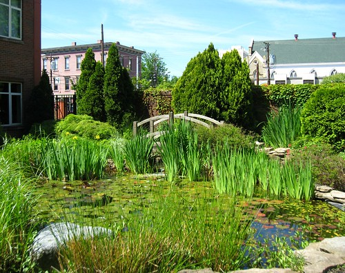 The Lawson Water Garden