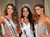 Rebecca Maguire, Maire Hughes, Katie McAuley The Miss Ireland 2012 Finals at The Ballsbridge Hotel Dublin, Ireland