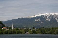 Just across the lake (JRodrigues) Tags: lake lago nikon bled slovenija nikkor eslovenia d300 jezero blejsko joãorodrigues 18105mmf3556gvr rodriguesphoto