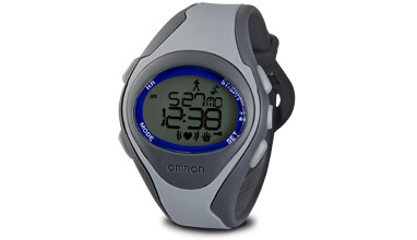 欧姆龙Omron HR-310 Heart Rate Monitor with Strap运动心率表$38.21