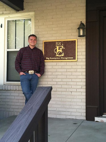Jacob Nelson - Hanging out in Nashville Big Enterprises