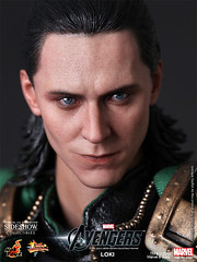 Loki The Avengers Hot Toys (Acero y Magia) Tags: hot toys loki avengers the