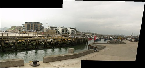 West Bay - East Beach - East Pier - panoramic