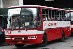 Victory Liner 1742 (raptor_031) Tags: bus buses leaf spring nissan suspension diesel philippines transport victory works motor santarosa operation sr inc provincial liner 1742 exfoh cpb87n fe6b