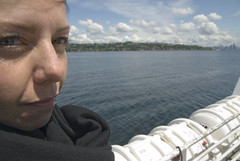 On the Clipper - USA Trip Day 07 / Victoria -> Seattle (Merlijn Hoek) Tags: road trip food usa canada water bo