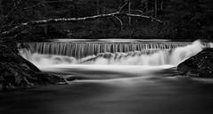 River Tevla, Merker (kkorsan) Tags: longexposure blackandwhite water norway river norge nikon 2012 nordtrndelag d90 merker hoyandx400 centralnorway teveldalen tevla