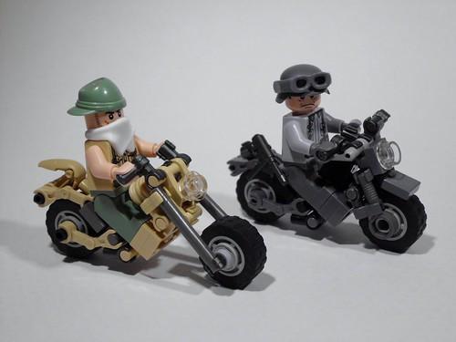 Custom Motorbike's