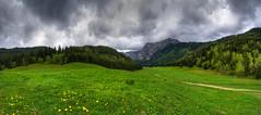 Dolina Maej ki (Mariusz Petelicki) Tags: panorama hdr tatry tatramountains mariuszpetelicki dolinamaejki