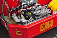 FDNY Engine 205 (Triborough) Tags: nyc newyorkcity ny newyork manhattan engine firetruck financialdistrict fireengine fdny lowermanhattan seagrave newyorkcounty engine205 newyorkcityfiredepartment