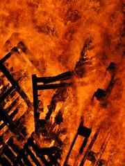 HOT ENOUGH? (Lenwin) Tags: november england fire yorkshire flames guyfawkes warmth celebration burning bonfire heat change northyorkshire bonfirenight guyfawkesnight ablaze onfire canonpowershot commemoration upinsmoke firefirefire bedale yellow|orange|red a720is artmix3commentsplease guyfawkesandfireworksnight
