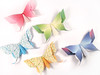 Alexander Swallowtail Origami Butterfly Collection