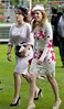 Princess Eugenie of York and Princess Beatrice of York Royal Ascot at Ascot Racecourse - Ladies Day, Day 3 Berkshire, England