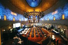Symmetry - Gotham Hall, NYC (Nick Mulcock) Tags:
