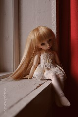 Dove (maselanka) Tags: elf fairy bjd custom mode fairyland elves ante ltf moddified littlefee
