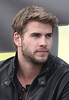 Liam Hemsworth makes their last stop on the Hunger Games 2012 Mall Tour in Seattle, March 10, 2102. The cast arrived at the University Village in today, meeting fans for an autograph session, as well as taking the stage to answer questions from thousands of rain soaked fans. Seattle, Washington
