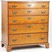 6. Chippendale Style Chest of Drawers