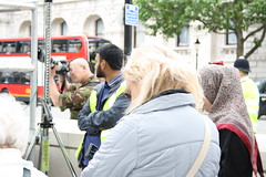 Free Babar Photo 15 (MABonline) Tags: britain muslim protest free ahmed babar association mab ahsan talha