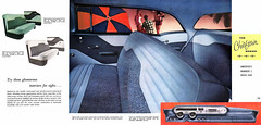 1957 ... 65,000 color combinations! (x-ray delta one) Tags: car magazine advertising suburban suburbia retro nostalgia 1957 americana pontiac atomic populuxe housewife conceptcar popularscience popularmechanics