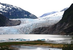 618e2 Mendenhall Glacier--full glory (jjjj56cp) Tags: lake snow mountains ice alaska glacier mendenhallglacier juneau moraine icefields blueice thegalaxy mygearandme ringexcellence jennypansing