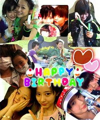  新垣里沙  : Happy Birth Day♪♪♪ #niigakirisa
