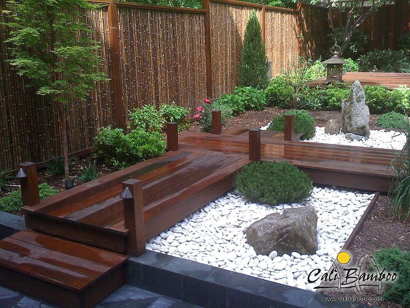 Improve Your Inbox With Bamboo Fence Designs