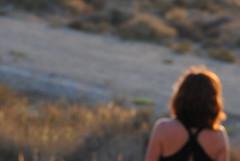 El letargo (Ikaria2) Tags: light summer portrait people blur luz exterior desert gente retrato desenfoque verano desierto unfocused almera desenfocado tabernas