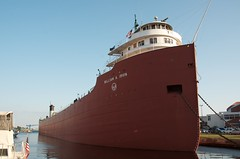 SS William A. Irvin (pmarkham) Tags: usa steamship mn duluth ironore williamairvin bulkfreighter