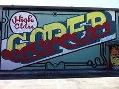 Gore B (Dirt-Cheap) Tags: b santacruz graffiti high goreb class gore hc a2m billswheels