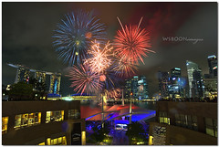 14 July 2012 NDP Fireworks Rehearsal_6071 (wsboon) Tags: city longexposure travel cruise light sky holiday color tourism water architecture night clouds composition buildings relax corporate lights design photo google search nikon singapore asia exposure cityscape view nocturnal skyscrapers heart perspective visit tourist calm explore photograph land destination serene cbd pimp nocturne dri singapura bumboat centralbusinessdistrict blending singaporeriver singaporecityscape masteratwork uniquelysingapore singaporecity peopleculture d700 singaporecruise singaporelandscape nocommentsimplyperfectsingaporeview 2012ndpfireworksrehearsal