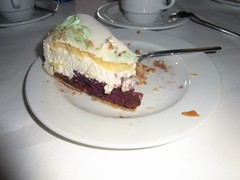 Blackforest cake (Like_the_Grand_Canyon) Tags: cake kirsch kuchen schwarzwlder