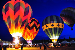 Moon Glow (drurydrama (Len Radin)) Tags: night balloon newhampshire hotairballoon hillsboro hillsborough moonglow mygearandme mygearandmepremium mygearandmebronze mygearandmesilver mygearandmegold mygearandmeplatinum mygearandmediamond