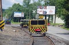 IMGP6330 (geepstir) Tags: car reading pennsylvania rail pa shamokin speeder sunbury narcoa