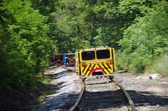 IMGP6380 (geepstir) Tags: car reading pennsylvania rail pa shamokin speeder sunbury narcoa