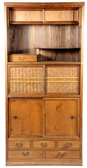 6. Asian Flatwall Storage Cabinet