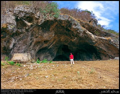 A Cave in Shihait, Taqah, Dhofar (Shanfari.net) Tags: nature season lumix raw natural panasonic oman fz zufar rw2 salalah sultanate dhofar  khareef    dufar      dhufar governorate dofar fz38 fz35 dmcfz35