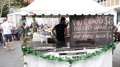 Vin chaud (Val in Sydney) Tags: france festival rouge sydney australia bleu nsw vin blanc chaud australie