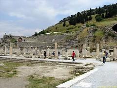 Ephesus_15_05_2008_6 (Juergen__S) Tags: ephesus turkey history alexanderthegreat paulua celcius library romans outdoor antiquity