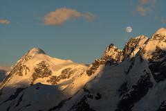 Lune sur les Breithorns (Eric.G) Tags: montagne d750 cervin