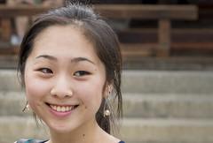 KIOTO (DROSAN DEM) Tags: girl cara face rostro people gente portrait retrato kioto japon japan asia golden