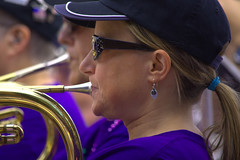 The Horn Section (swong95765) Tags: horns section players musicians instruments music performance performers concert earring thebeatgoesonmarchingband