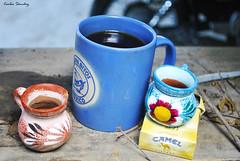 Un caf para este medioda. (spawn5555) Tags: taza caf caff coffe cotidiano casa home nikon d3000