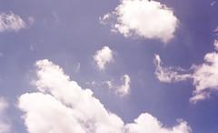 - () Tags:     sky blue cloud home