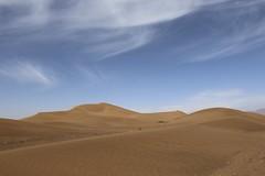Dunes de Tinfou, Maroc (Baptiste L) Tags: maroc morocco dunes