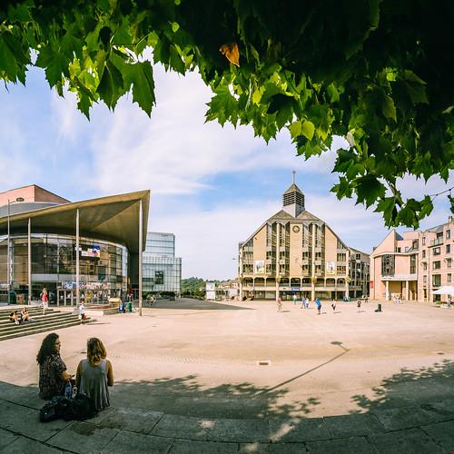 Louvain-La-Neuve - Grand-Place